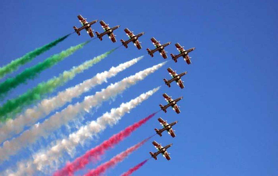 Offerta Festa della Repubblica e Frecce Tricolori Bellaria